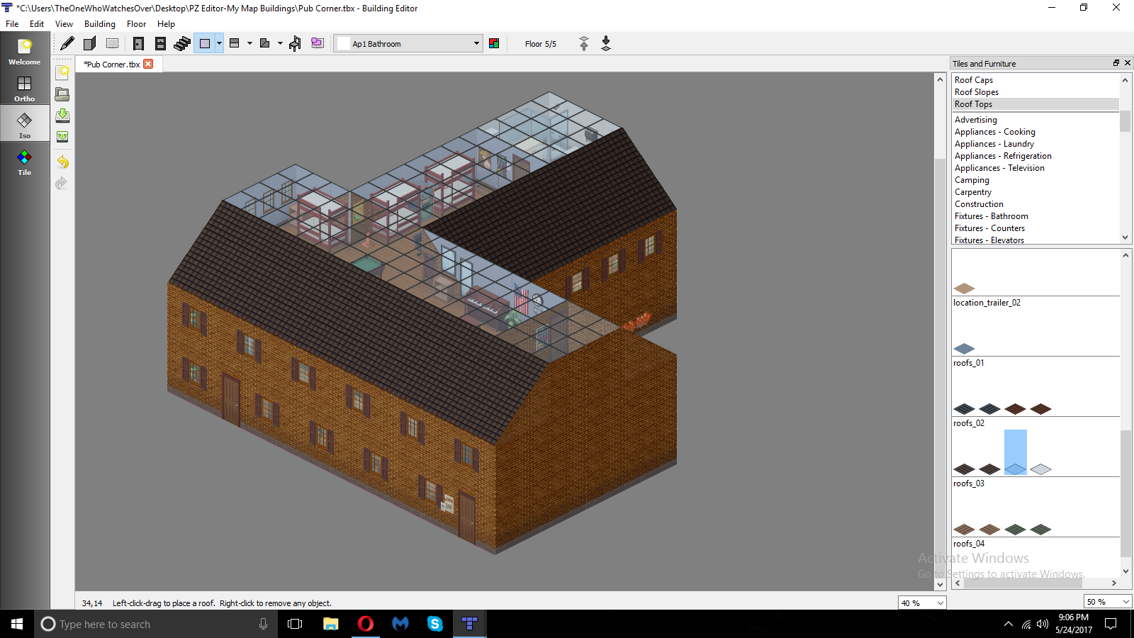 Custom Buildings I made Express your opinion   General ...