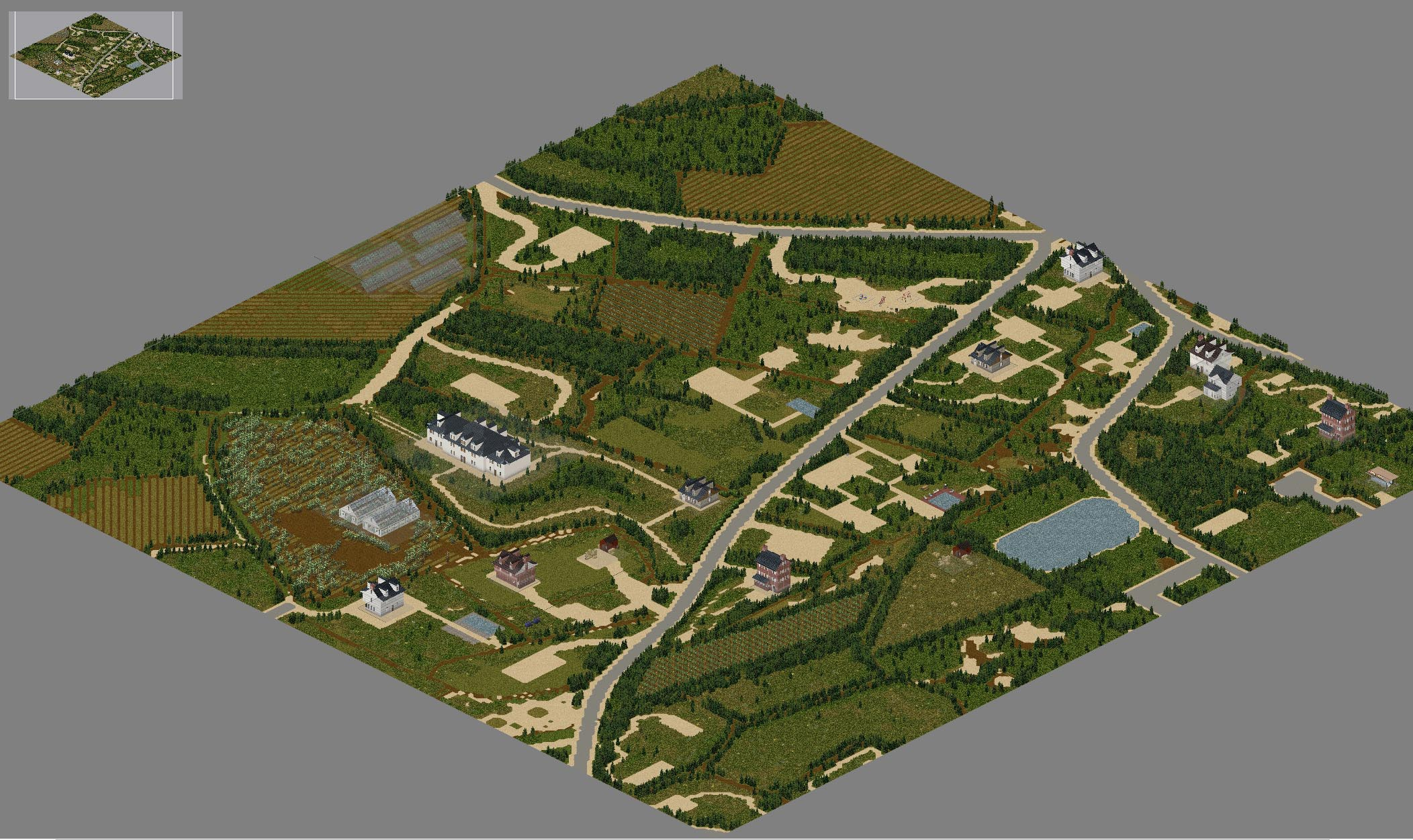 Map Of Normandy France Mods The Indie Stone Forums